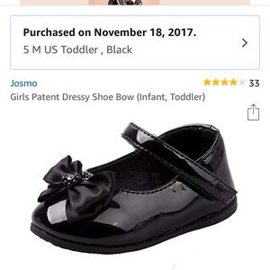 Other - Toddler girl patent leather Mary Janes